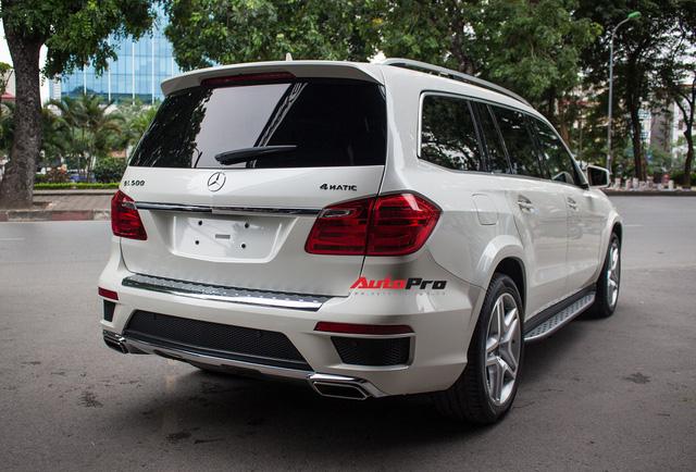 SUV 7 chỗ hạng sang Mercedes GL500 4MATIC cũ rao bán giá 3,7 tỷ đồng tại Hà Nội - Ảnh 9.