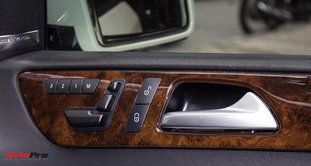SUV 7 chỗ hạng sang Mercedes GL500 4MATIC cũ rao bán giá 3,7 tỷ đồng tại Hà Nội - Ảnh 16.