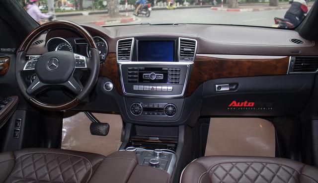 SUV 7 chỗ hạng sang Mercedes GL500 4MATIC cũ rao bán giá 3,7 tỷ đồng tại Hà Nội - Ảnh 12.
