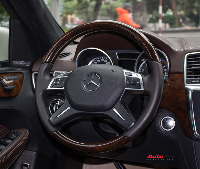 SUV 7 chỗ hạng sang Mercedes GL500 4MATIC cũ rao bán giá 3,7 tỷ đồng tại Hà Nội - Ảnh 13.