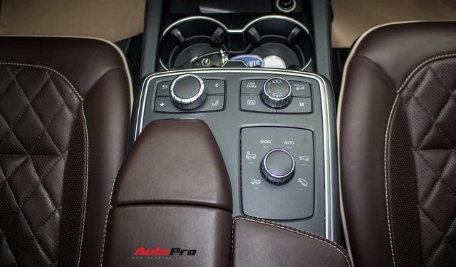 SUV 7 chỗ hạng sang Mercedes GL500 4MATIC cũ rao bán giá 3,7 tỷ đồng tại Hà Nội - Ảnh 15.