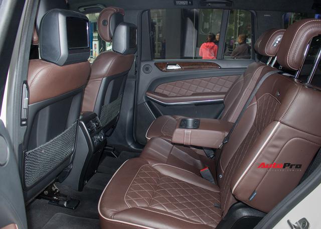 SUV 7 chỗ hạng sang Mercedes GL500 4MATIC cũ rao bán giá 3,7 tỷ đồng tại Hà Nội - Ảnh 19.