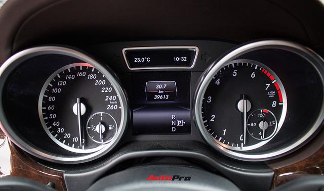 SUV 7 chỗ hạng sang Mercedes GL500 4MATIC cũ rao bán giá 3,7 tỷ đồng tại Hà Nội - Ảnh 17.