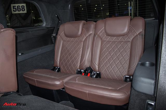 SUV 7 chỗ hạng sang Mercedes GL500 4MATIC cũ rao bán giá 3,7 tỷ đồng tại Hà Nội - Ảnh 21.