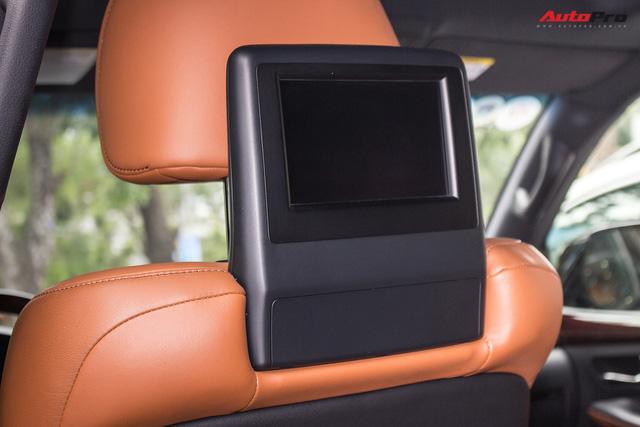 SUV hạng sang Lexus LX570 đi 2 năm bán lại giá 5,3 tỷ đồng tại Hà Nội - Ảnh 14.