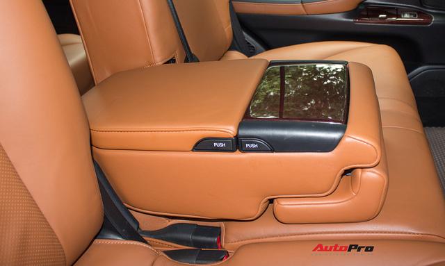 SUV hạng sang Lexus LX570 đi 2 năm bán lại giá 5,3 tỷ đồng tại Hà Nội - Ảnh 15.