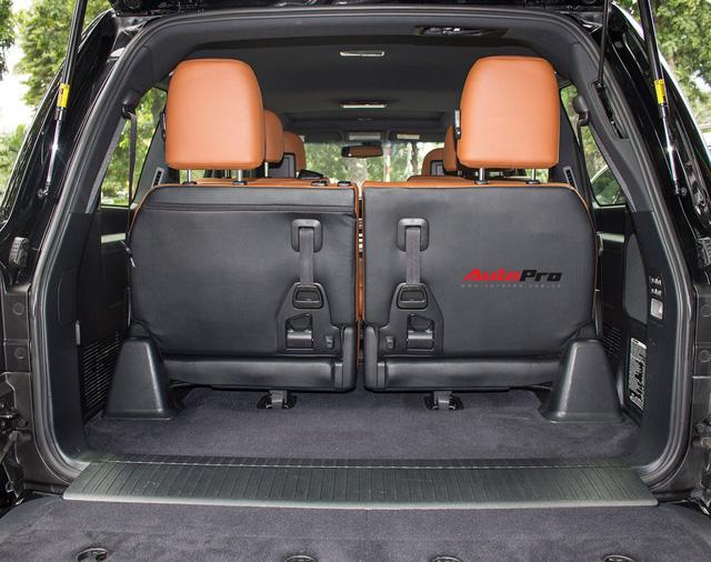 SUV hạng sang Lexus LX570 đi 2 năm bán lại giá 5,3 tỷ đồng tại Hà Nội - Ảnh 17.
