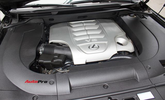 SUV hạng sang Lexus LX570 đi 2 năm bán lại giá 5,3 tỷ đồng tại Hà Nội - Ảnh 20.