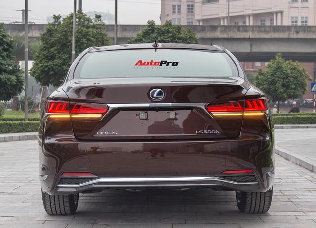 Cạnh tranh Mercedes-Maybach, Lexus LS500h 2018 chốt giá 7,6 tỷ đồng tại Việt Nam - Ảnh 12.