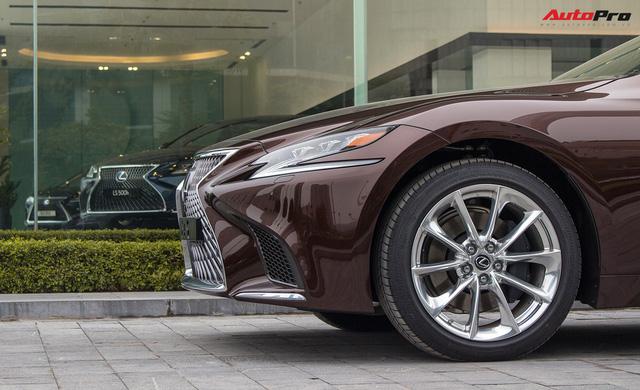 Cạnh tranh Mercedes-Maybach, Lexus LS500h 2018 chốt giá 7,6 tỷ đồng tại Việt Nam - Ảnh 8.