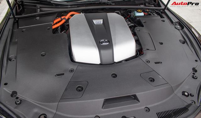 Cạnh tranh Mercedes-Maybach, Lexus LS500h 2018 chốt giá 7,6 tỷ đồng tại Việt Nam - Ảnh 28.