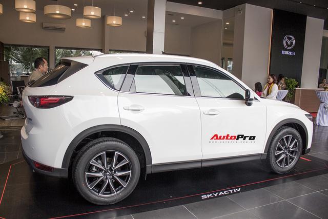 Mazda CX-5 hoàn toàn mới đã có mặt tại các đại lý - Ảnh 3.
