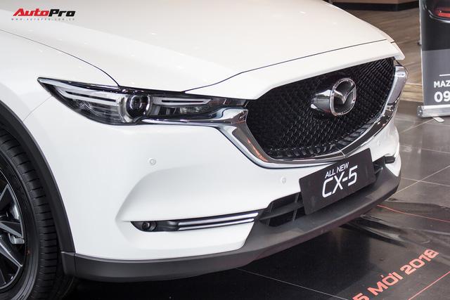 Mazda CX-5 hoàn toàn mới đã có mặt tại các đại lý - Ảnh 8.