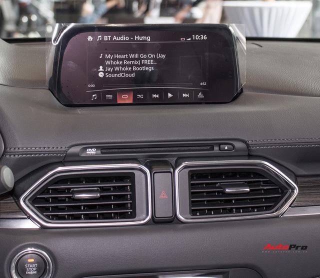 Mazda CX-5 hoàn toàn mới đã có mặt tại các đại lý - Ảnh 5.