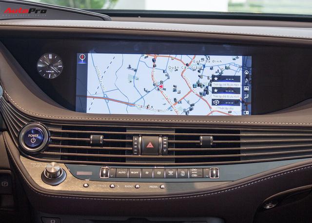 Cạnh tranh Mercedes-Maybach, Lexus LS500h 2018 chốt giá 7,6 tỷ đồng tại Việt Nam - Ảnh 19.