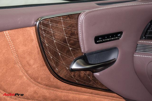 Cạnh tranh Mercedes-Maybach, Lexus LS500h 2018 chốt giá 7,6 tỷ đồng tại Việt Nam - Ảnh 23.
