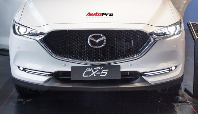 Mazda CX-5 hoàn toàn mới đã có mặt tại các đại lý - Ảnh 2.