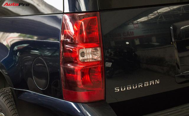Khủng long Mỹ Chevrolet Suburban 2008 rao bán lại giá hơn 1,8 tỷ đồng - Ảnh 5.