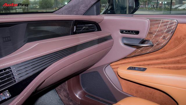 Cạnh tranh Mercedes-Maybach, Lexus LS500h 2018 chốt giá 7,6 tỷ đồng tại Việt Nam - Ảnh 21.