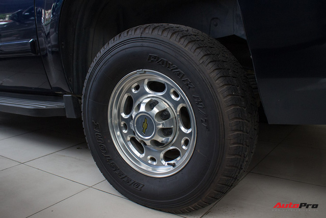 Khủng long Mỹ Chevrolet Suburban 2008 rao bán lại giá hơn 1,8 tỷ đồng - Ảnh 8.