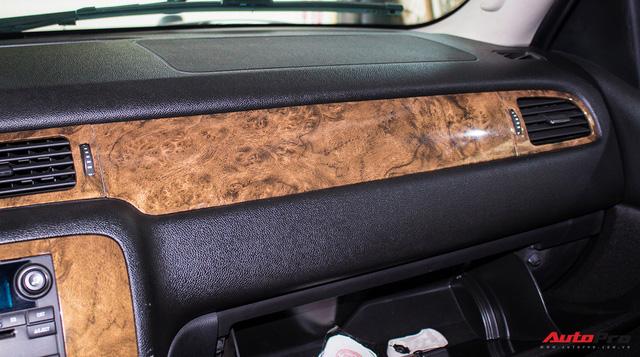 Khủng long Mỹ Chevrolet Suburban 2008 rao bán lại giá hơn 1,8 tỷ đồng - Ảnh 10.