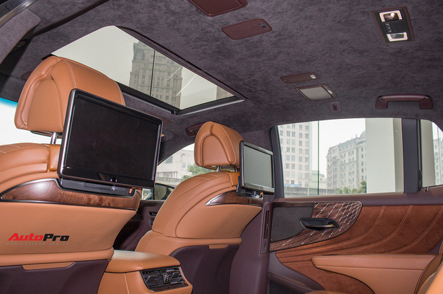 Cạnh tranh Mercedes-Maybach, Lexus LS500h 2018 chốt giá 7,6 tỷ đồng tại Việt Nam - Ảnh 24.