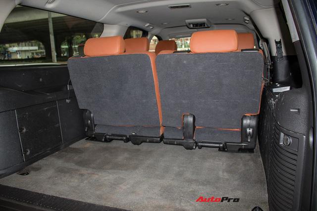Khủng long Mỹ Chevrolet Suburban 2008 rao bán lại giá hơn 1,8 tỷ đồng - Ảnh 18.