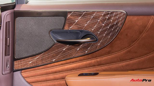 Cạnh tranh Mercedes-Maybach, Lexus LS500h 2018 chốt giá 7,6 tỷ đồng tại Việt Nam - Ảnh 25.