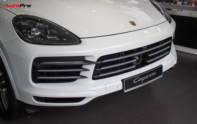 Khám phá Porsche Cayenne S 2018 thêm option, giá 7,7 tỷ đồng vừa về tới Hà Nội - Ảnh 9.