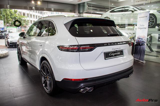 Khám phá Porsche Cayenne S 2018 thêm option, giá 7,7 tỷ đồng vừa về tới Hà Nội - Ảnh 24.