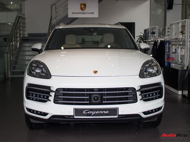 Khám phá Porsche Cayenne S 2018 thêm option, giá 7,7 tỷ đồng vừa về tới Hà Nội - Ảnh 12.