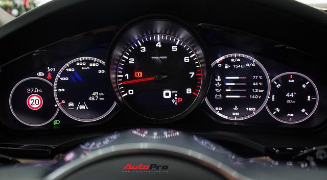 Khám phá Porsche Cayenne S 2018 thêm option, giá 7,7 tỷ đồng vừa về tới Hà Nội - Ảnh 17.