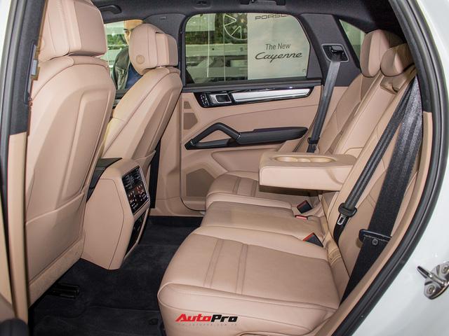 Khám phá Porsche Cayenne S 2018 thêm option, giá 7,7 tỷ đồng vừa về tới Hà Nội - Ảnh 21.