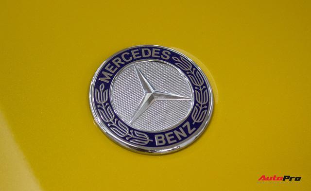 Diện kiến Mercedes GLC250 4MATIC màu độc nhất Việt Nam - Ảnh 4.