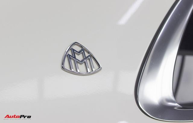 Mercedes-Maybach S400 4Matic đầu tiên tại Việt Nam bị rao bán giá hơn 6 tỷ đồng - Ảnh 7.