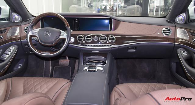 Mercedes-Maybach S400 4Matic đầu tiên tại Việt Nam bị rao bán giá hơn 6 tỷ đồng - Ảnh 10.