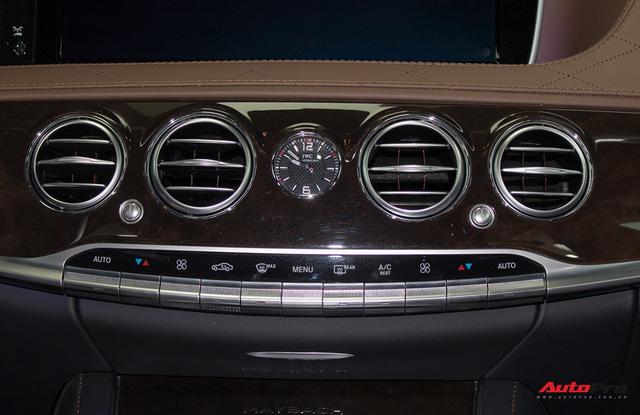 Mercedes-Maybach S400 4Matic đầu tiên tại Việt Nam bị rao bán giá hơn 6 tỷ đồng - Ảnh 16.