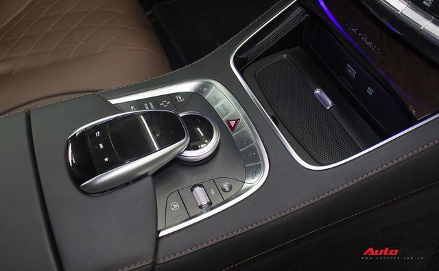 Mercedes-Maybach S400 4Matic đầu tiên tại Việt Nam bị rao bán giá hơn 6 tỷ đồng - Ảnh 14.