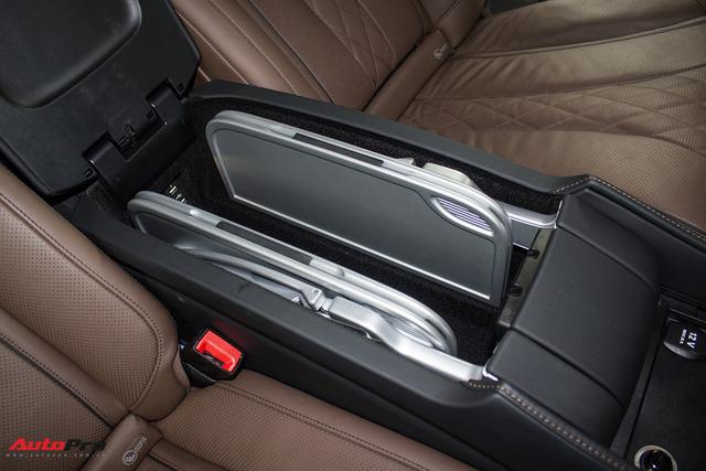Mercedes-Maybach S400 4Matic đầu tiên tại Việt Nam bị rao bán giá hơn 6 tỷ đồng - Ảnh 22.