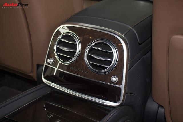 Mercedes-Maybach S400 4Matic đầu tiên tại Việt Nam bị rao bán giá hơn 6 tỷ đồng - Ảnh 24.