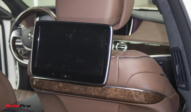 Mercedes-Maybach S400 4Matic đầu tiên tại Việt Nam bị rao bán giá hơn 6 tỷ đồng - Ảnh 23.