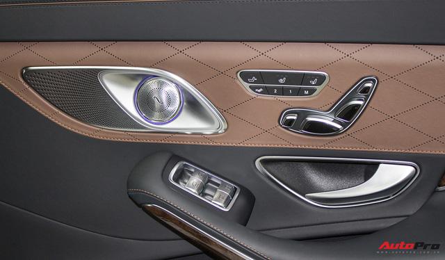 Mercedes-Maybach S400 4Matic đầu tiên tại Việt Nam bị rao bán giá hơn 6 tỷ đồng - Ảnh 25.