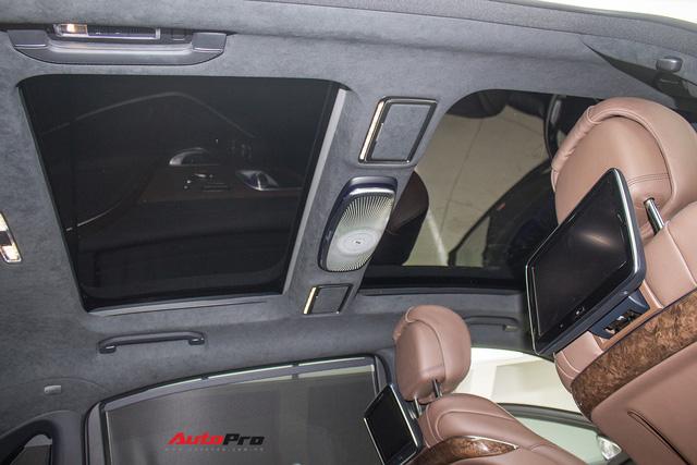 Mercedes-Maybach S400 4Matic đầu tiên tại Việt Nam bị rao bán giá hơn 6 tỷ đồng - Ảnh 27.