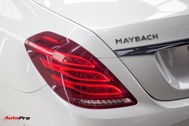 Mercedes-Maybach S400 4Matic đầu tiên tại Việt Nam bị rao bán giá hơn 6 tỷ đồng - Ảnh 6.
