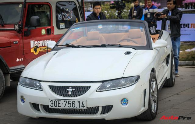 Car Passion Festival - Nồi lẩu xe cộ giữa Hà Nội - Ảnh 8.