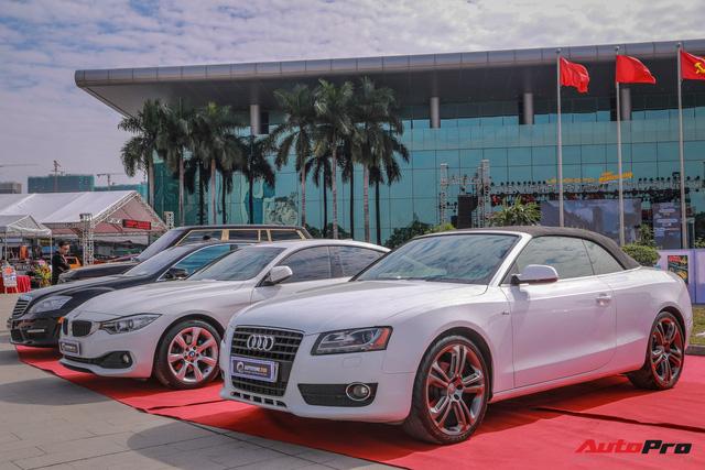 Car Passion Festival - Nồi lẩu xe cộ giữa Hà Nội - Ảnh 7.