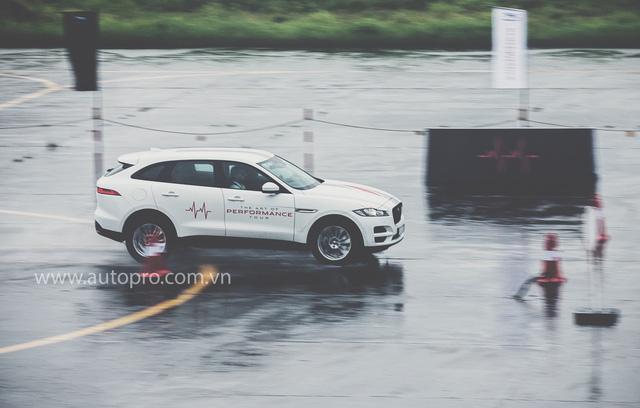 Tắm mưa cùng xe thể thao hạng sang Jaguar - Ảnh 5.