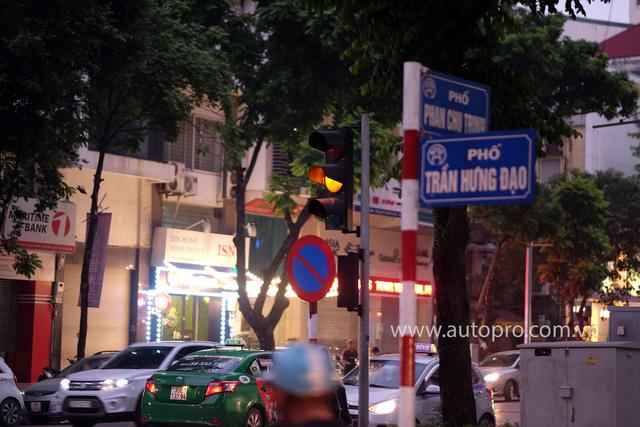 Hà Nội: Lưu ý khi phố Phan Chu Trinh thành đường 2 chiều