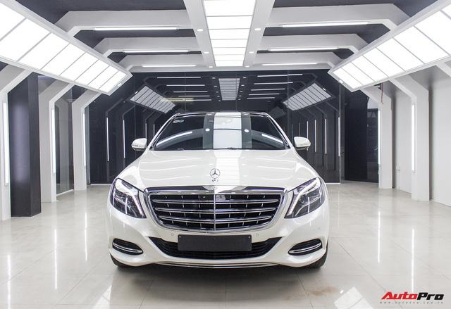 Mercedes-Maybach S400 4Matic đầu tiên tại Việt Nam bị rao bán giá hơn 6 tỷ đồng - Ảnh 2.
