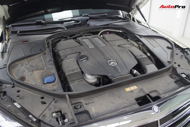 Mercedes-Maybach S400 4Matic đầu tiên tại Việt Nam bị rao bán giá hơn 6 tỷ đồng - Ảnh 28.